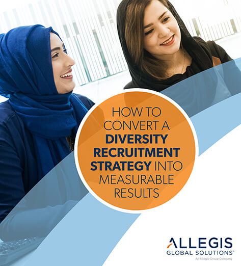 Two Diverse Ladies Smiling Together - For Diversity Recruitment