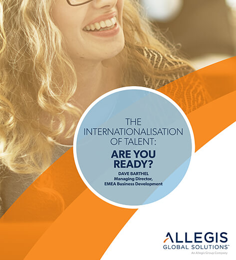 Young Woman Smiling  - For Internationalisation Talent