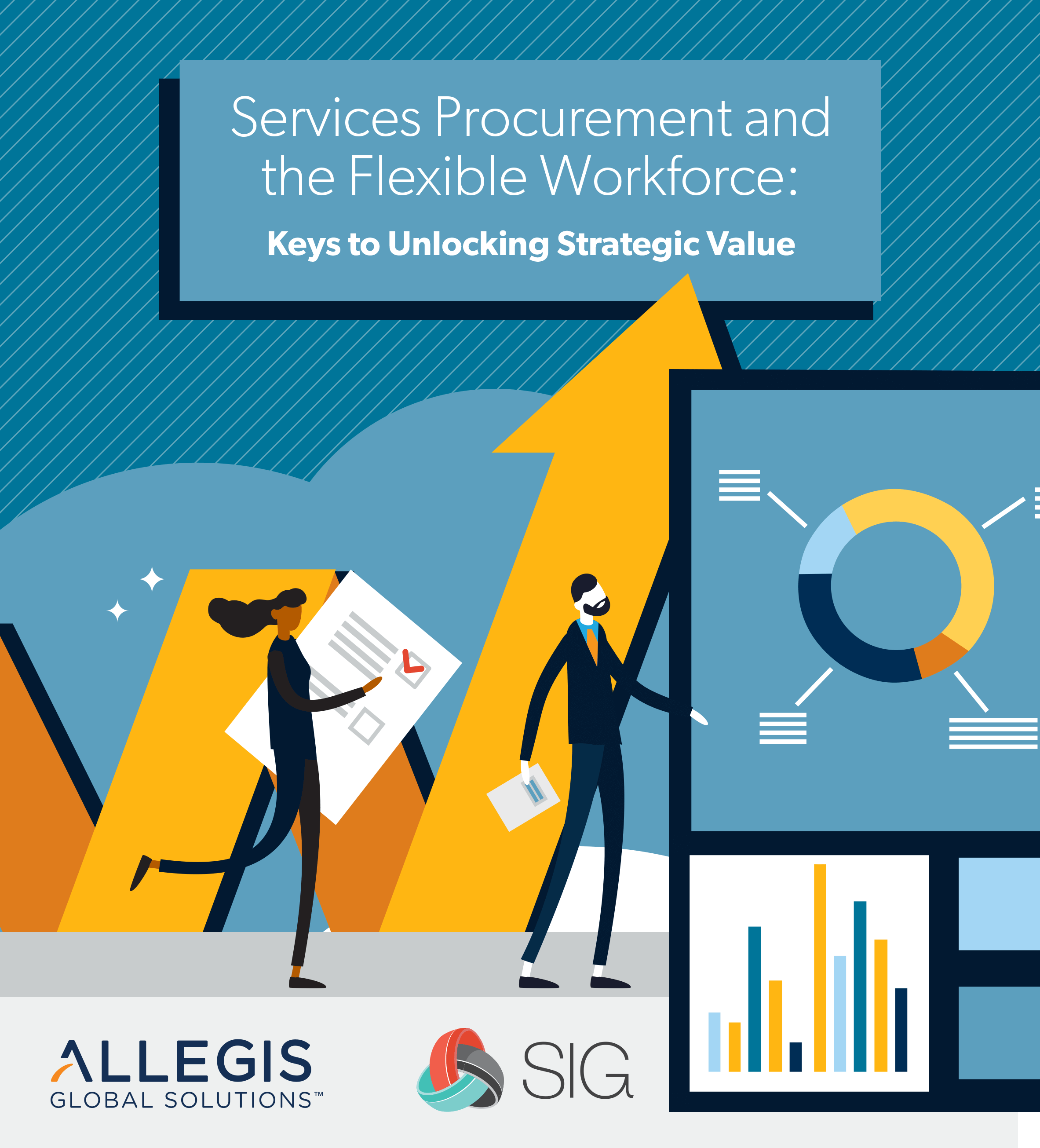 Infographic for Services Procurement
