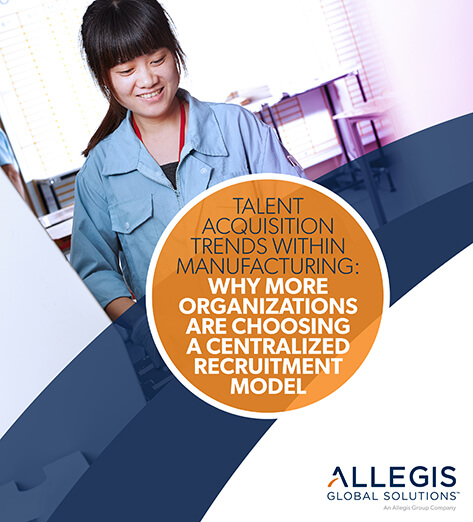 Young Woman Smiling - Talent Acquisition